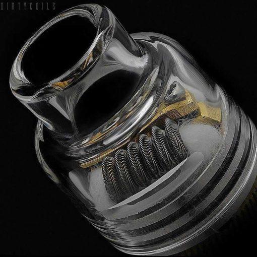Competition Glass Cap , Competition Glass Cap Goon , Trinity Glass Hardware , Trinity Glass , Trinity Glass Tanks