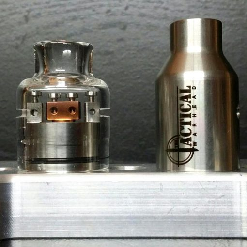 Competition Glass Cap , Competition Glass Cap Tactical , Trinity Glass Hardware , Trinity Glass , Trinity Glass Tanks