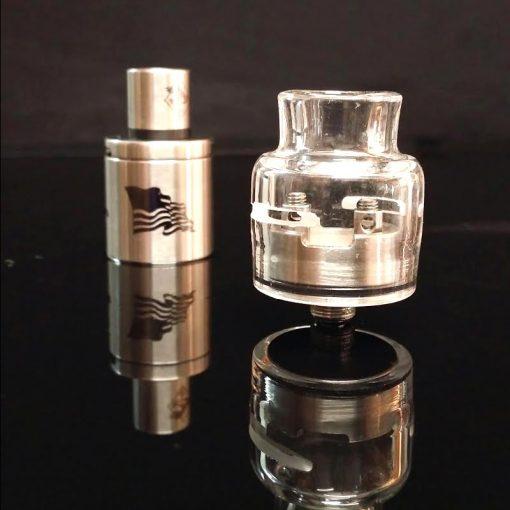 Competition Glass Cap , Competition Glass Cap Tugboat V3 , Trinity Glass Hardware , Trinity Glass , Trinity Glass Tanks