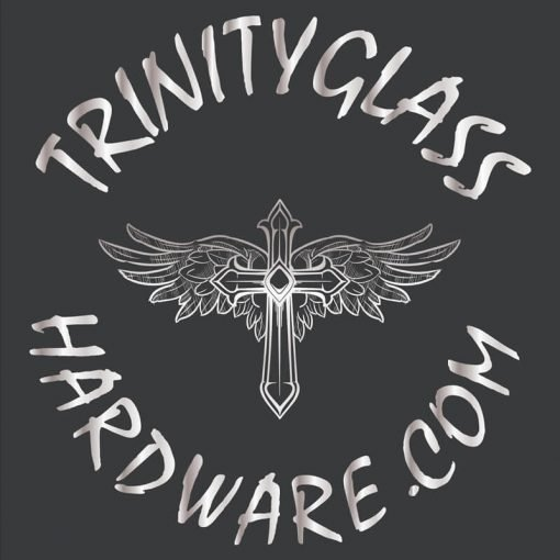 Trinity Glass Hardware Gear