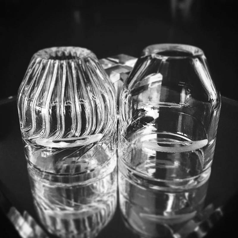 Crown Glass Cap