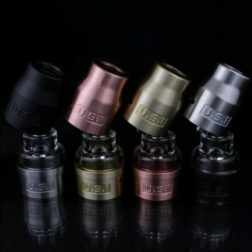 U.S.1 V2 RDA, Trinity Glass Hardware, Trinity Glass, Trinity Glass Tanks