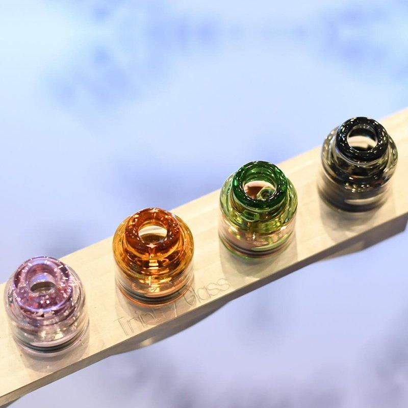 Spectrum Glass Cap-2